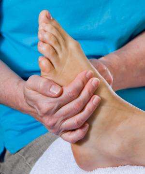Ancient foot massage technique may ease cancer symptoms