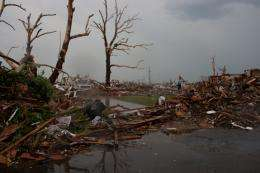 An emergency network for natural disasters
