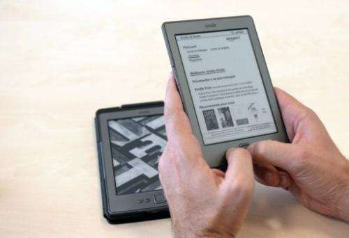 "Apple says it is a hero for prying Amazon's ""monopolistic grip"" from the e-book market"
