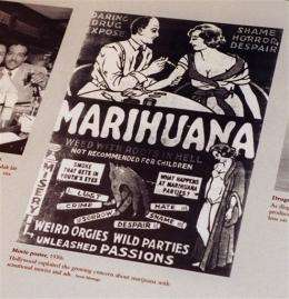 As pot goes proper, a history of weed