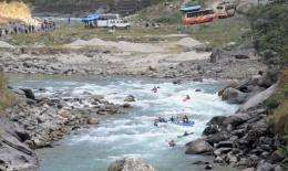 A surge in popularity has made rafting a multi-million dollar industry and a vital contributor to tourism in Nepal