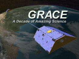 At 10, GRACE continues defying, and defining, gravity