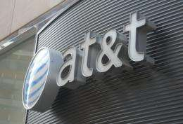 AT&T said Monday it was implementing a system to block the use of stolen mobile phones