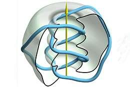 Beautiful physics: Tying knots in light