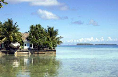 Before the solar power grid was completed, Tokelau relied on diesel generators for electricity
