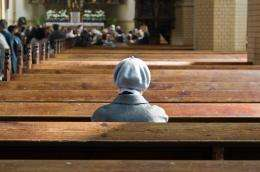 Belief in God rises with age, even in atheist nations