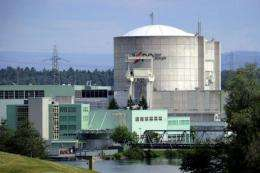 "Beznau will soon boast the ""dubious record"" of being the oldest nuclear plant in the world"
