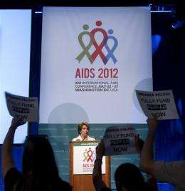 Big AIDS meeting's bottom line: More treatment