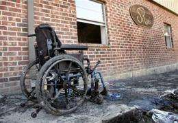 Big gaps found in nursing homes' disaster plans (AP)