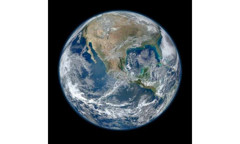 Blue marble 2012: Amazing high definition image of earth