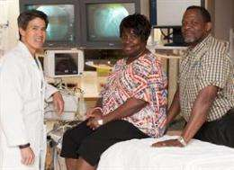Brain surgeon works with cardiologist to repair cortland woman's heart