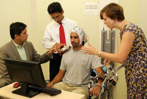 Brain wave-reading robot might help stroke patients