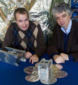 Bright future for solar power in space
