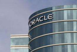 Business software giant Oracle on Monday shook off rumors of a looming management shake-up