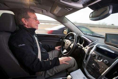 Cadillac testing 'Super Cruise' feature for future cars