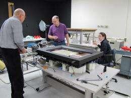 Charter service: Encasing the Magna Carta