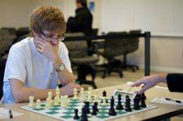 Chess masters help researchers understand how we see the world