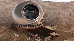 China, India to jump forward with Hawaii telescope (AP)