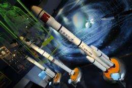 China laid out its five-year plan for space exploration last week