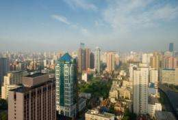 China?s pollution puts a dent in its economy