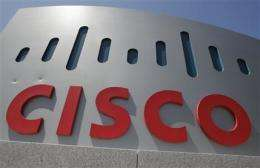 Cisco's sobering forecast overshadows 3Q earnings (AP)