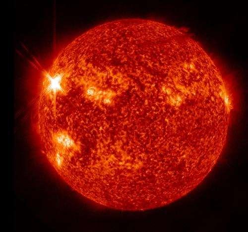 Classifying solar eruptions