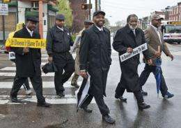 Clergy can fight HIV on faith-friendly terms