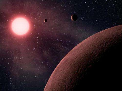 Compact planetary system