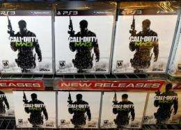 "Copies of ""Call of Duty: Modern Warfare 3"""