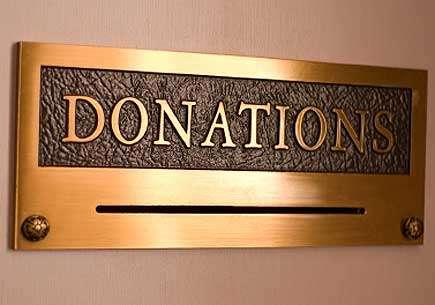 Corporations favor elite nonprofits
