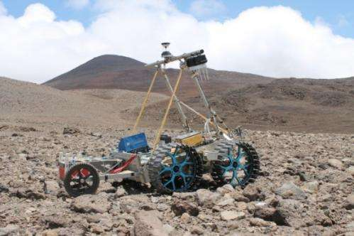 Could the next planetary rover come from Canada?
