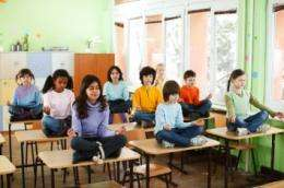 Daily yoga regimen boosts socialization, mind-body connection, and focus among autistic students