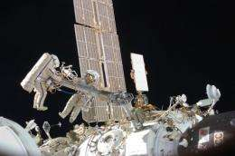 Debris passed within 23 kilometres of the ISS