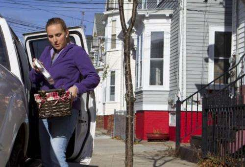 Delivered meals help seniors stay in their homes