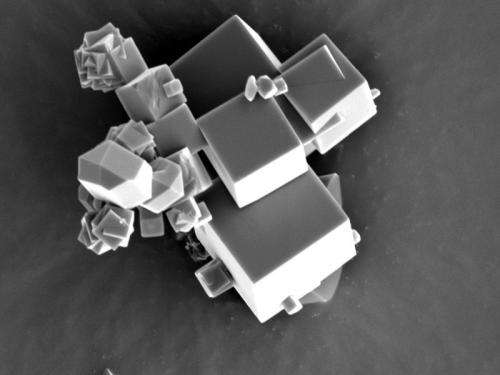 Deuterium from a quantum sieve