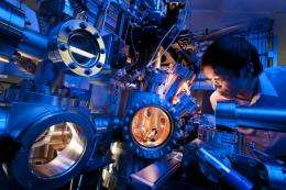 Synchrotrons help bring superconductors out of the cold