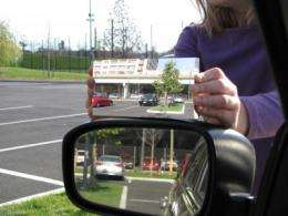 Math Professor S Side Mirror That Eliminates Blind Spot