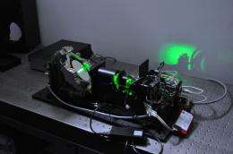 Laser radar illuminates the way to deep space