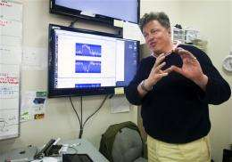 New lab turns SD gold town into scientific hub