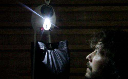 Duo create GravityLight: Lamp that runs off of gravity (w/ video)