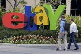 EBay reports higher 4Q earnings, revenue (AP)