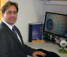 Engineered cornea more resistant to chemical injury