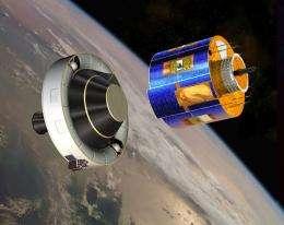 ESA hands over MSG-3 weather satellite to EUMETSAT