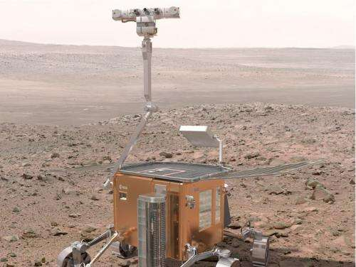 ESA, Roscosmos move ahead with plans for ExoMars mission