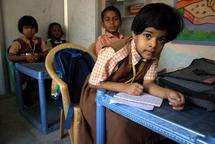 Even poorer families in India increasingly opt for private schools