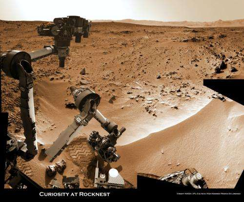 Everybody chill, NASA says: No Martian organics found