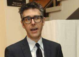 """Executive producer of """"This American Life"""" Ira Glass"""