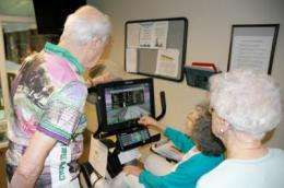 'Exergames' may provide cognitive benefit for older adults