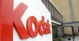 Experts see tough road for Kodak to reinvent self (AP)