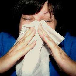 Exposure to snot-nosed kids ups severity of cold infections